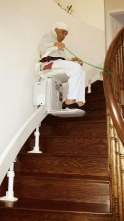 Mrs Gill-Stair-Lift-HVMP-Blog-2016