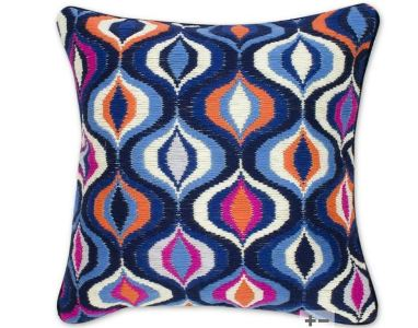 jonathan adler bargello cushions retro to go
