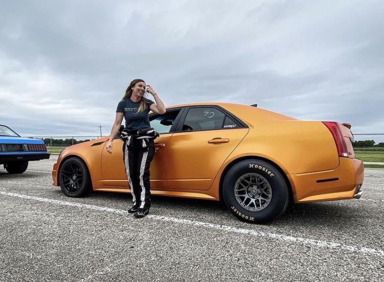 8 Second Cadillac CTSV