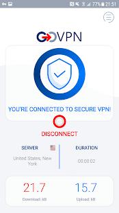 GO VPN mod apk, GOVPN Premium APK,