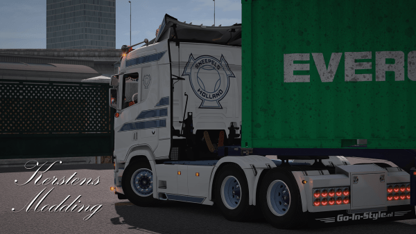 ETS2 Sneepels