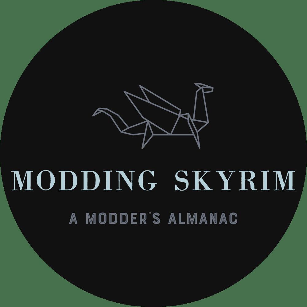 Modding Skyrim
