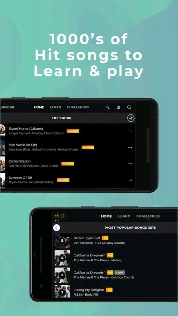 yousician premium apk screen2
