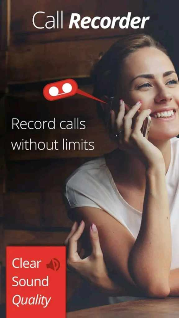 automatic call recorder pro screen1