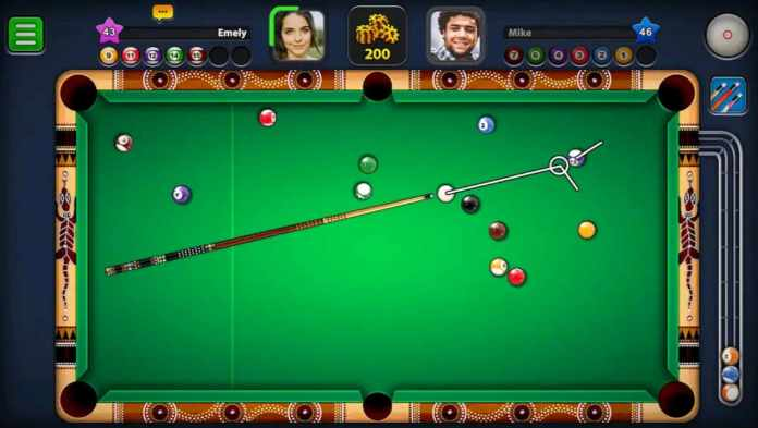 8 Ball Pool Mod Apk Screen4
