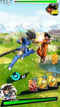 Dragon Ball Legends Mod Apk Screen7