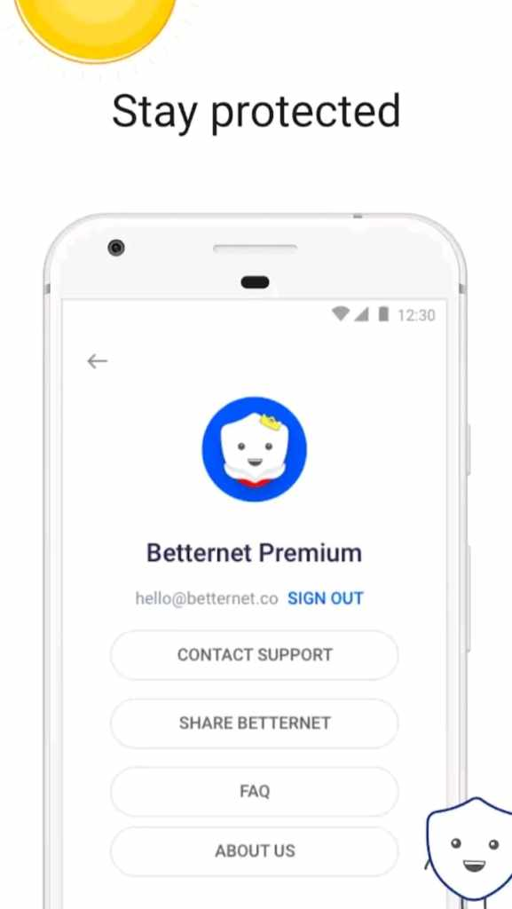 betternet premium apk screen5