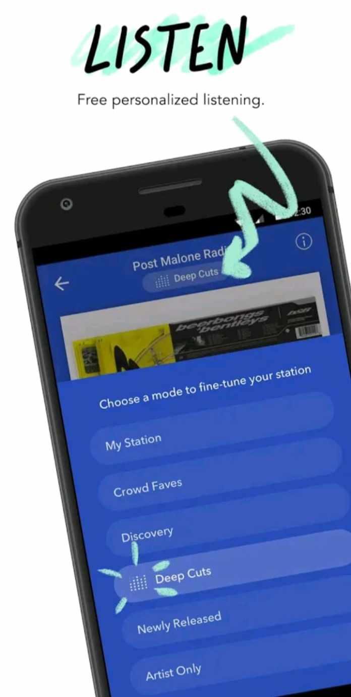 pandora mod apk screen1