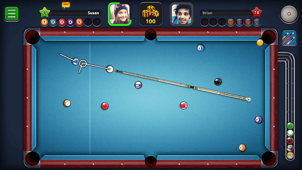 8 ball pool long line hack. 8 Ball Pool V5 5 2 Mod Apk Sighting Line Hack Download For Android