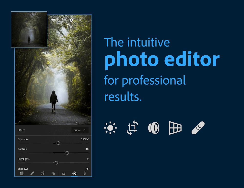 Adobe Lightroom Mod Apk Download