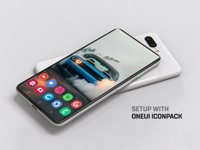 One Ui Icon Pack Free Download For Android