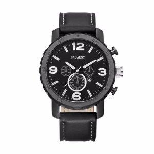 Cagarny moderne zaken horloge