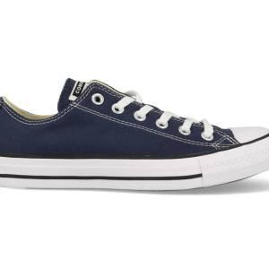 Converse All Stars Laag Blauw maat
