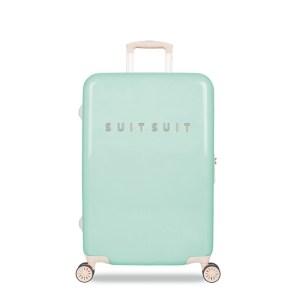 SuitSuit Fabulous Fifties - Reiskoffer - 66 cm - Luminous Mint