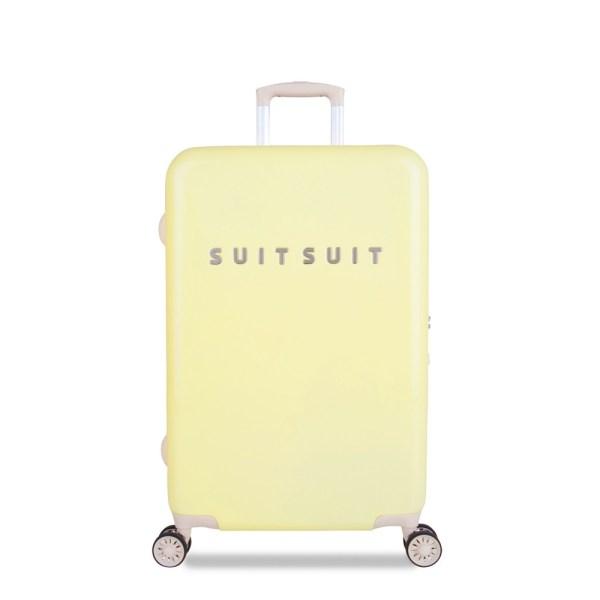 SuitSuit Fabulous Fifties - Reiskoffer - 66 cm - Mango Cream