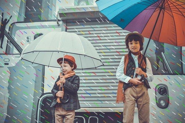 Kinderkleding van nu de nieuwste trends
