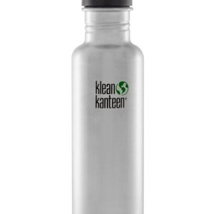 Klean Kanteen Classic 800 ml Brushed Stainless