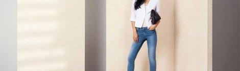 80ies-Style-Jeans-Hosen