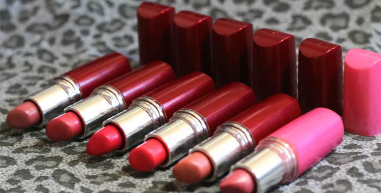 Lippenstift Lipstick Rot