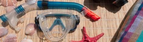 Strand Tauchbrille Sonnenbrille
