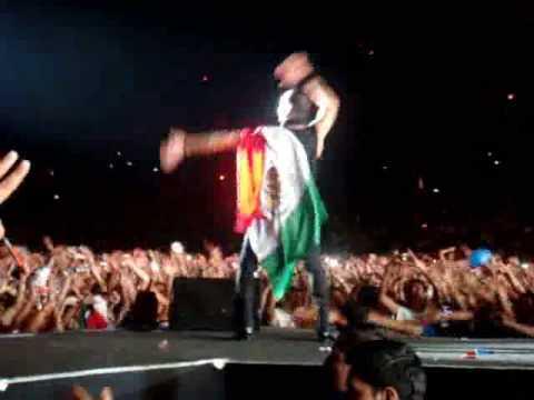depeche MODE w Mexico City