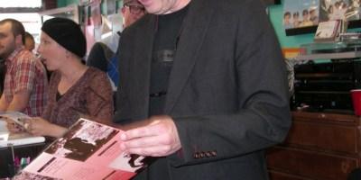Alan Wilder 2011
