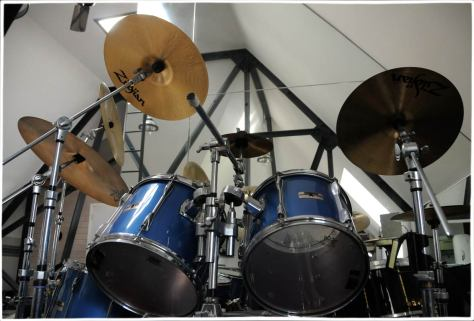 Perkusja Alana z Devotional Tour 1993-1994