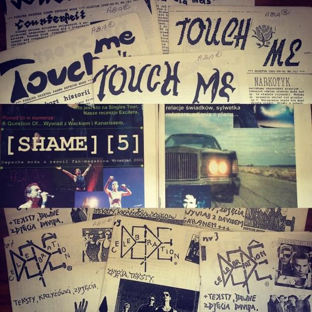 Fanzine [SHAME]
