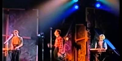 depeche MODE live 1982