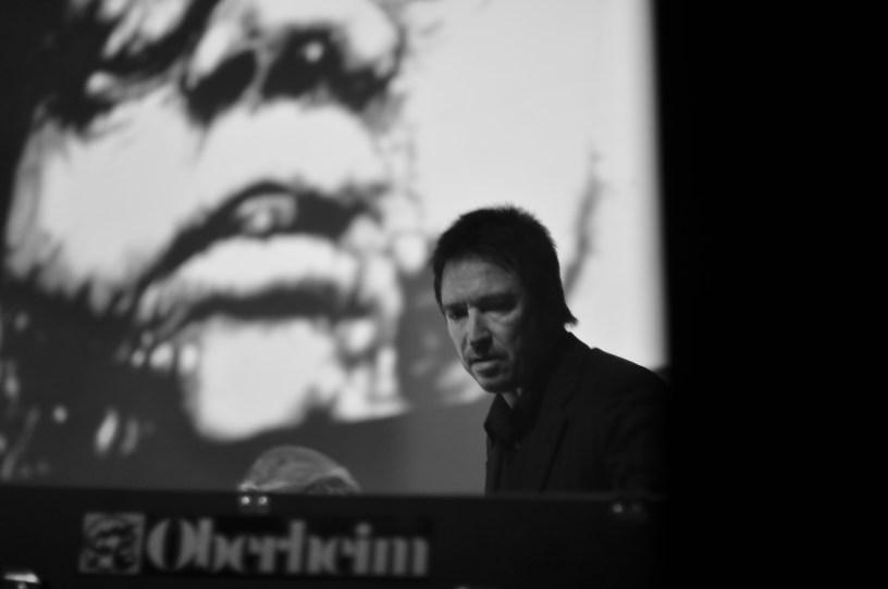 Recoil, Alan Wilder w Łodzi 2010.04.20