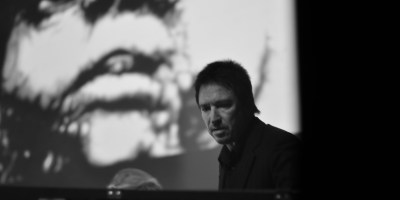 Recoil, Alan Wilder w Łodzi 2010.04.20