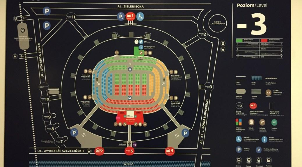 Plan Stadionu Narodowego