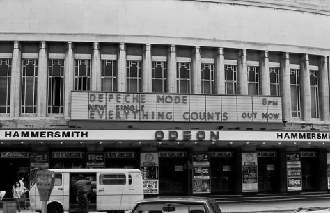 Hammersmith Odeon 1983