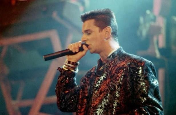 depeche MODE // Irvine Meadows 1986