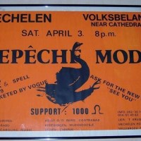 Early Gigs / 1980 Tour / 1981 Tour / Speak & Spell Tour - czyli właściwie co?