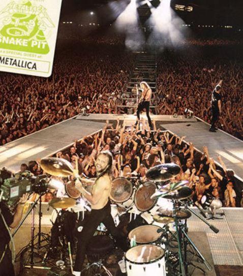 Metallica's SnakePit