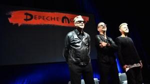 depeche MODE 2016