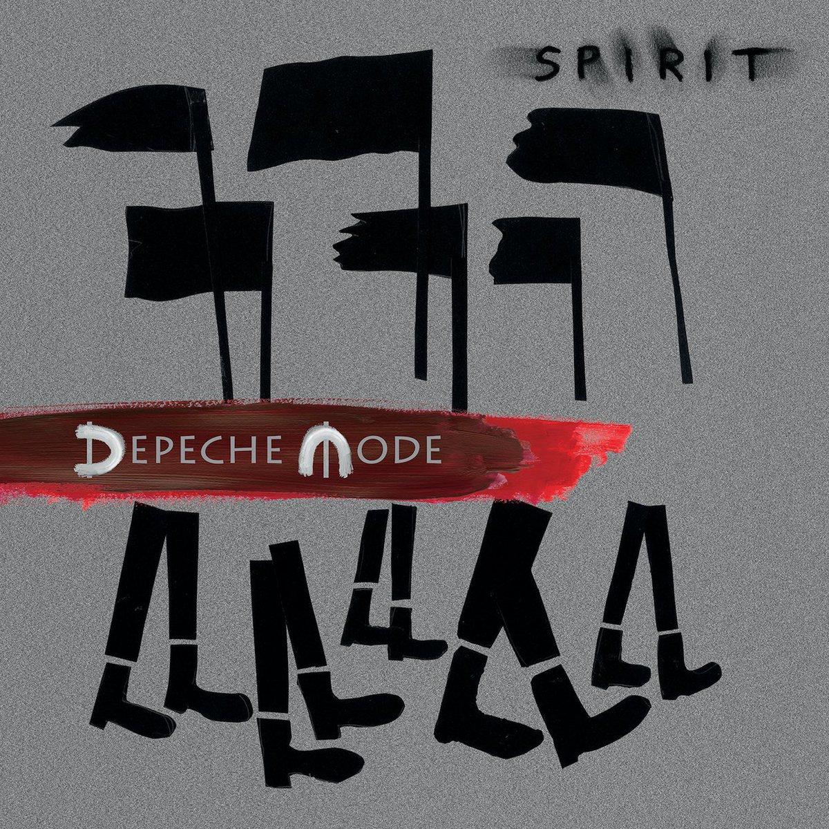 Spirit - recenzja płyty