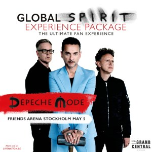 Depeche Mode @ Friends Arena