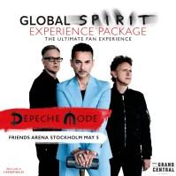 Depeche Mode @ Friends Arena