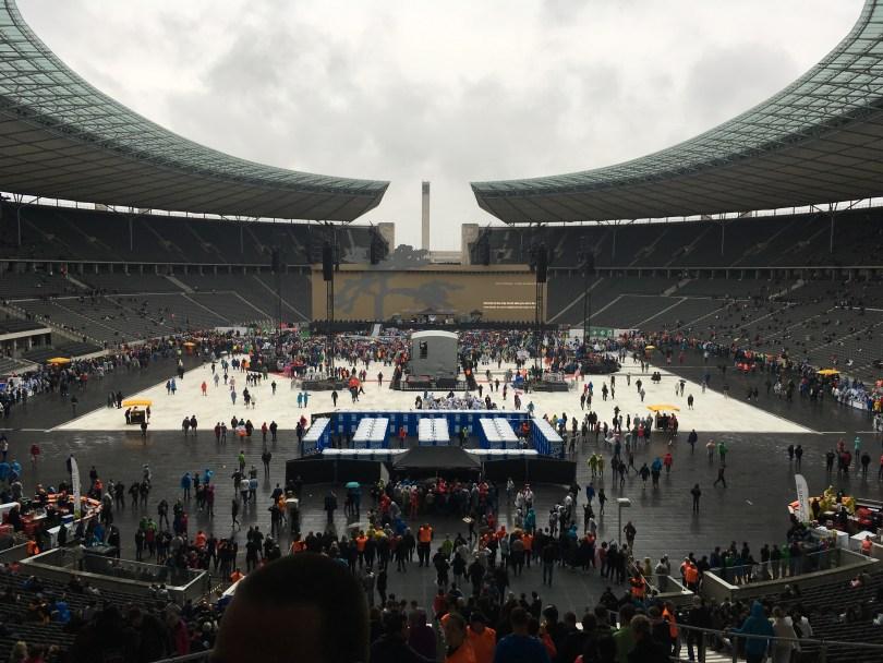 U2 Olimpia Stadion