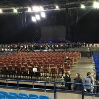 Moskwa 2018.02.25 / Global Spirit Tour