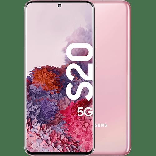 Samsung Galaxy S20 5G Pink