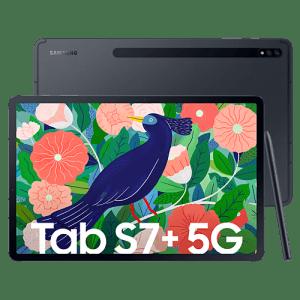 Samsung Galaxy Tab S7 Plus 5G Schwarz