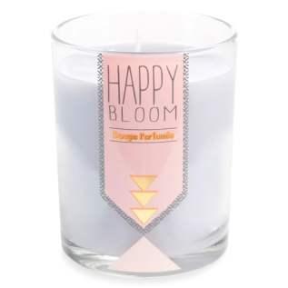 Bougie parfumée en verre 9,99e / Maisons du monde.