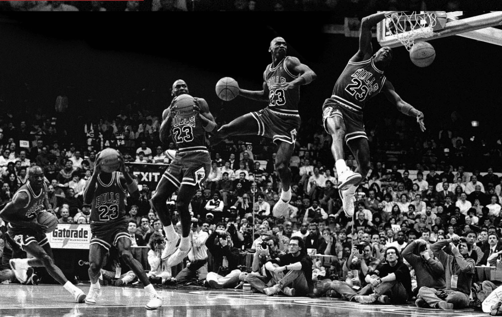 Michael Jordan - MJ All Day