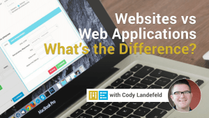 Web Applications vs Websites