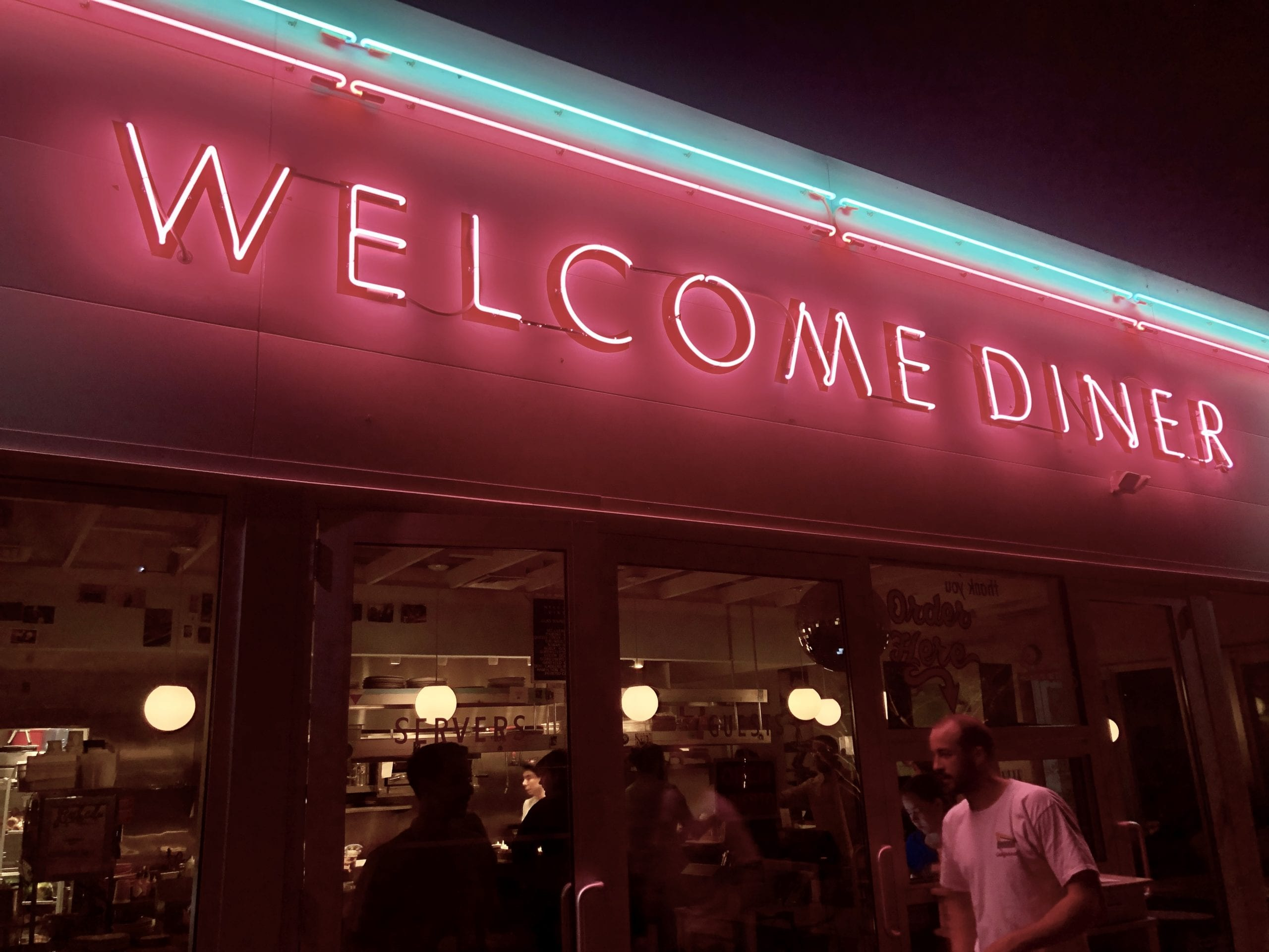 Welcome Diner, Downtown Phoenix, dtphx, foodie, phx foodie