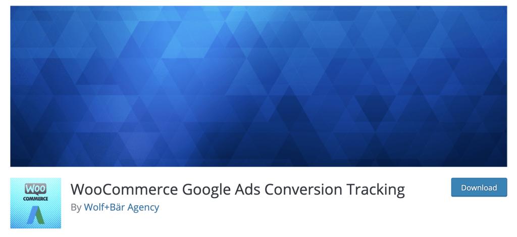 WooCommerce Google Ads plugin