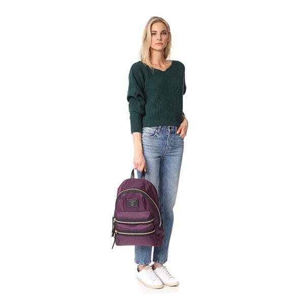 43b440f7fbe6 Marc Jacobs – Nylon Biker Backpack